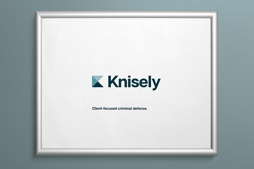 Knisely Law Poster